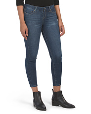 Petite Ankle Length Denim Jeans