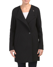 Nyma Wool And Cashmere Coat
