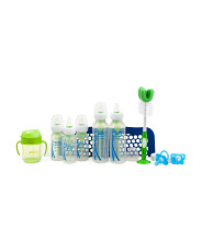 Baby Options First Year Feeding Set