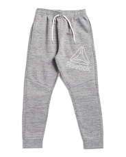 Big Boys Fit Tech Joggers