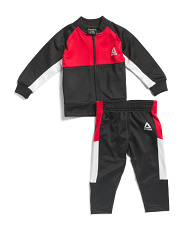 Infant Boys 2pc Essentials Track Suit Set