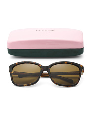 Kasie Rectangle Designer Sunglasses
