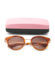 50mm Lisanne Designer Sunglasses