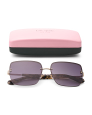 61mm Janay Designer Sunglasses