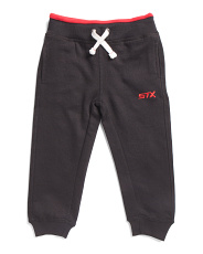 Toddler Boys Fleece Joggers