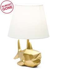 Shark Table Lamp