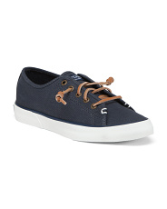 Canvas Comfort Sneakers