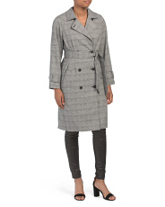 Damonica B Trench Coat