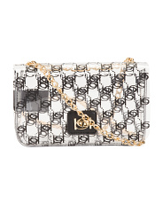 Cassie Clear View Crossbody