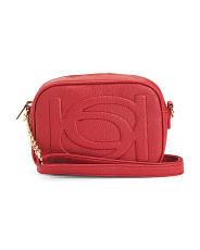 Poppy Camera Crossbody