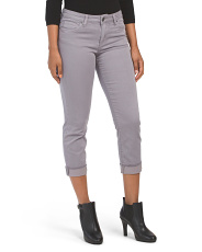 Amy Straight Leg Crop Pants