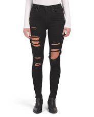 Juniors 721 High Rise Skinny Jeans
