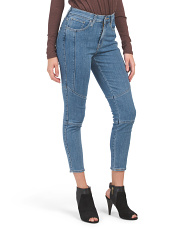 Juniors 721 Seamed Skinny Ankle Jeans