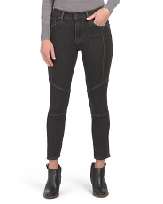 Juniors 721 Seamed Skinny Cropped Jeans