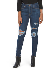 Juniors Mile High Super Skinny Jeans