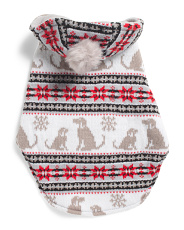 Chole Dog Sweater