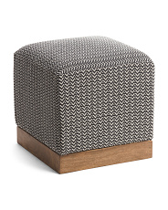 Waldon Square Stool