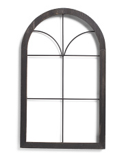 22.5in Arch Top Window Clip Frame