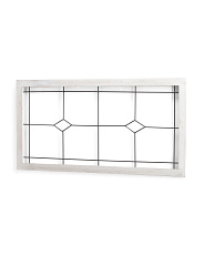 19x38 Rectangle Window Clip Frame