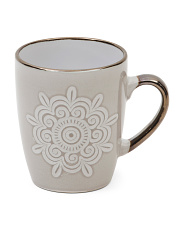 12oz Medallion Mug