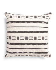 Made In Usa 24x24 Oversized Pattern Pillow