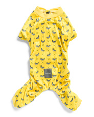 Monkey Mania Dog Pajamas