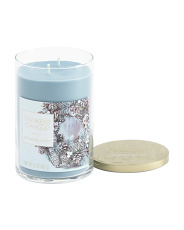 Made In Usa 22oz Welcoming Winter Candle