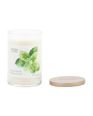 Made In Usa 22oz French Vanilla & Peppermint Candle