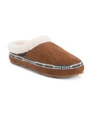 Sherpa Lined Mules