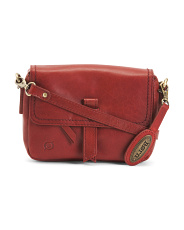 Leather Pressley Crossbody