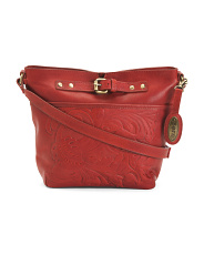 Sarner Leather Crossbody