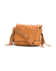 Koko Leather Crossbody
