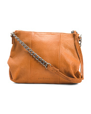 Leather Karen Crossbody