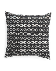 22x22 Tribal Pattern Pillow