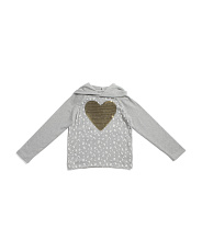 Big Girls Heart Hoodie