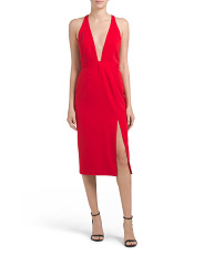 Kit Racerback Midi Dress