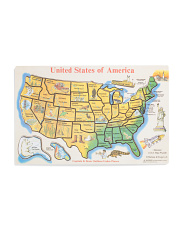 Large Usa Map Puzzle