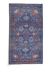 Made In Turkey 2x4 Printed Scatter Rug