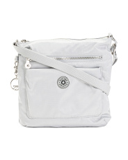 Kotral Nylon Multi Pocket Crossbody