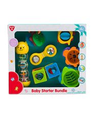 12pc Baby Starter Bundle