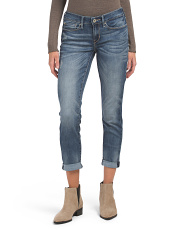 Juniors True Love Boyfriend Jeans