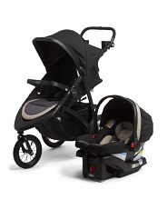 Roadmaster Jogger Travel System