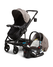 Uno2duo Travel System