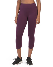 Cate High Waist Capri Leggings