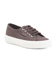 Athletic Canvas Sneakers