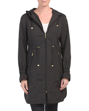 Packable Zip Front Jacket