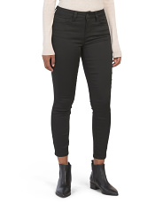 No Fade Fabric Skinny Jeans