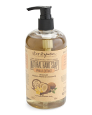 Vanilla Extract Natural Hand Wash
