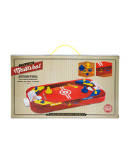 2-in-1 Multi Shot Hockey & Soccer Game
