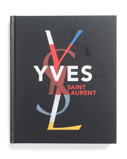 Yves St Laurent Book